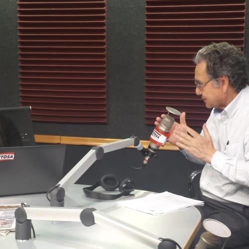 Entrevista a Manuel Burga, en Radio Exitosa