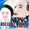 Nervo feat. Au Revoir Simone - Rise Early Morning, LIVE from Tommorowland Festival MainStage 2014