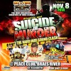 SUICIDE OR MURDER SOUND CLASH  FEATURING POISON DART VS RICKY TROOPER VS REGGAE KING