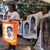 Discursos de las familias de los desaparecidos de Ayotzinapa en Oaxaca