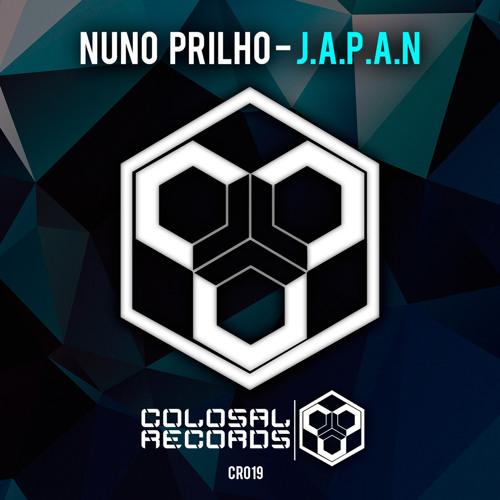 Nuno Prilho - J.A.P.A.N(Out now)