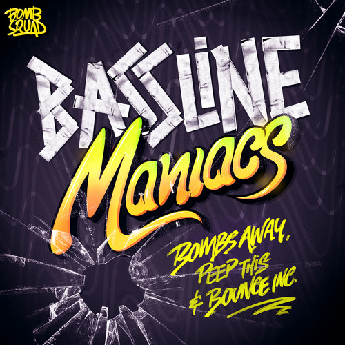 Bassline Maniacs - Remix Competition [Bomb Squad Records]