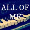 Ririaniw - All Of Me (Female Key) John Legend Cover