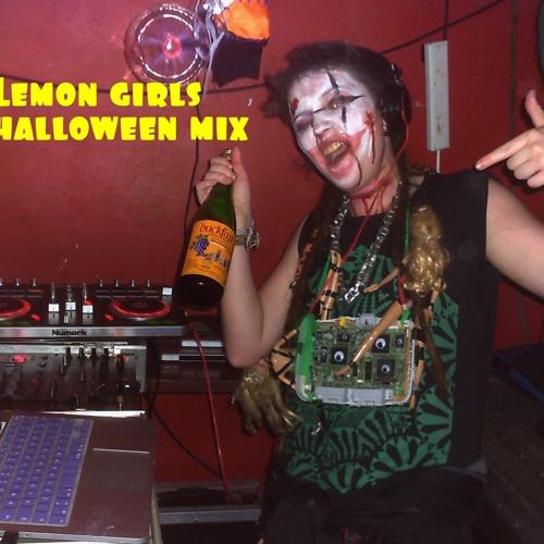 Lemon Girls Halloween Mix from Erisian/Monkey Dance 20/10/14