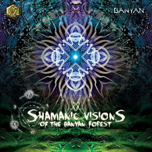 Shiva Shiver - OUT NOW - Shamanic Visions of The Banyan Forest VA