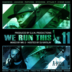 Jadakiss & Styles P - In And Out (CDQ) (Produced by G.U.N. Productions)
