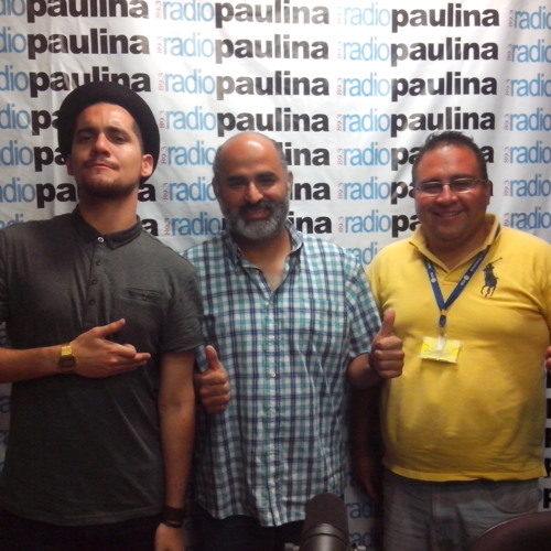 Entrevista En Conectados Iquique - Radio Paulina