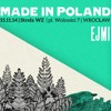 Ejmi @ WOODED Made In Poland (15.11.14)
