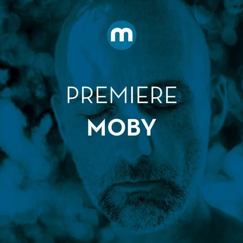 Premiere: Moby 'Blue Paper'