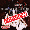 PREVIEW Freestyle Maniacs & Kristine W - Feel What U Want ( 2014 Freestyle Mix )