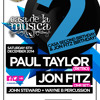 Casa De La Musica December Podcast with PAUL TAYLOR - Mixed by Jon Fitz