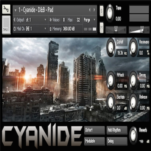 Cyanide - Pad - Demo