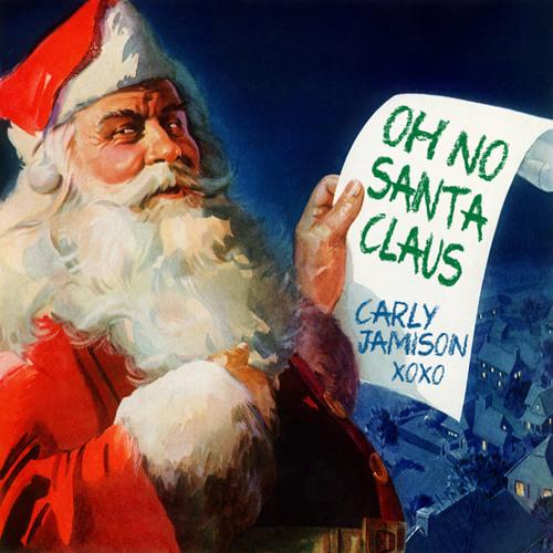 Oh No Santa Claus