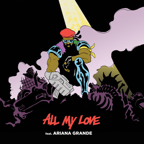 Baixar All My Love (feat. Ariana Grande)