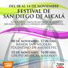 Festividad de San Diego de Alcalá