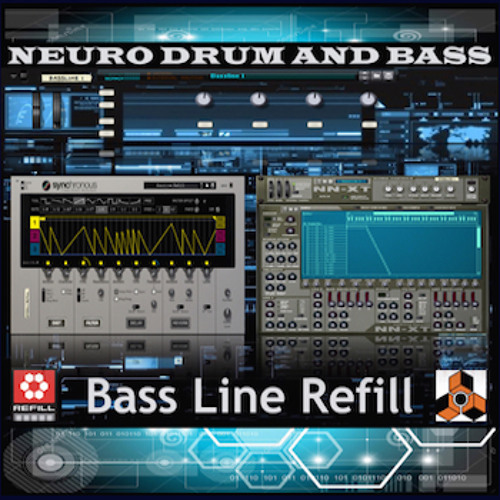 DNB_Bassline Refill _Soundpack _Tutorial 1_Sound Demo.