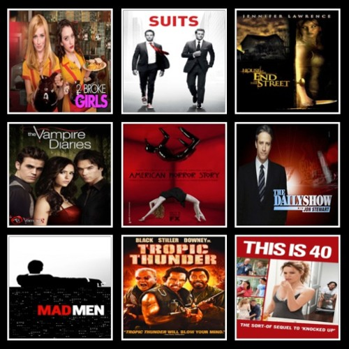 Nightingale's Featured Placements in TV & Film