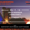 Circusclothshop Launch RICKY MEAKIN LIVE