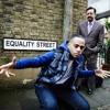 Brent & Johnson - Equality Street - Jinx In Dub Rmx