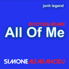 submaX - All Of Me - Jonh Legend - Bootleg Remix