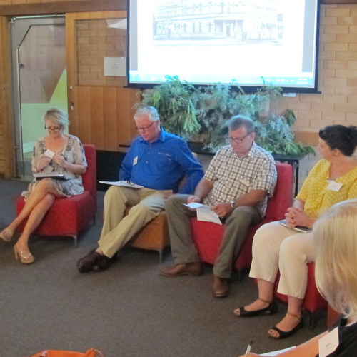 Audio Panel 1 Tourism And Regional Arts And Culture 55mins