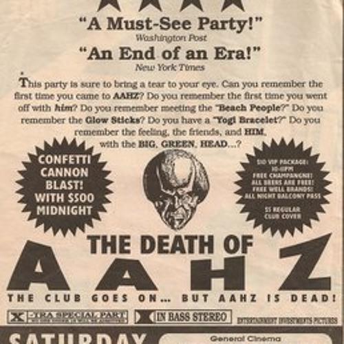 AK's Old Skool Aahz Tribute Vol 10