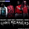 Ballout - Gang Members ft. Chief Keef, Tadoe & Terintino (DigitalDripped.com)