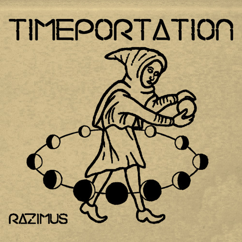 "All Caps Rampant - Razimus - (2014 Album ""Timeportation"")"