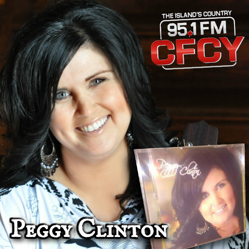 Peggy Clinton - CFCY Interview