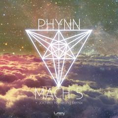 Phynn - Mach5 (Jochem Hamerling Remix) [Lunary Records]