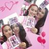 Indah dan Raquel at I Love You