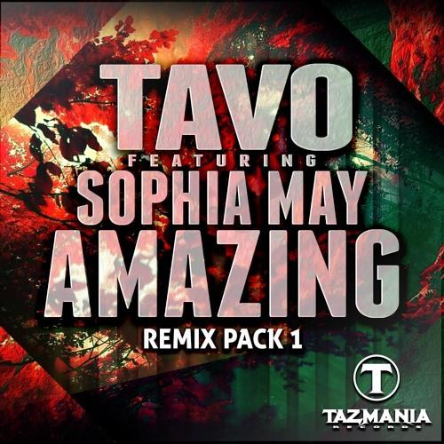 Tavo Ft. Sophia May - Amazing (Groove Phenomenon House Remix)