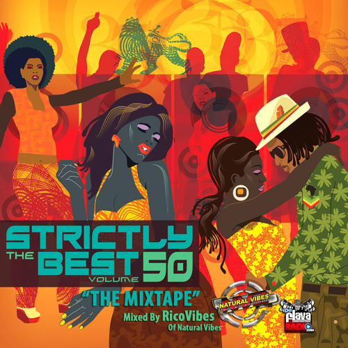 """Strictly The Best Vol. 50 """"THE MIXTAPE"""" (Mix by RicoVibes)"""