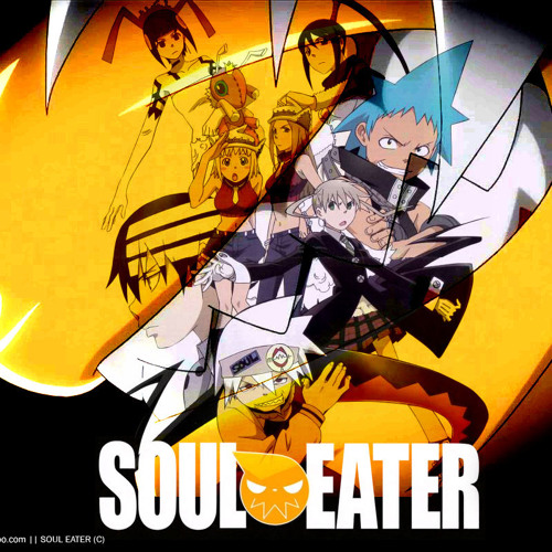 """Soul Eater Opening 2 """"PaperMoon"""" (English Dub By ..."""
