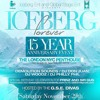 SATURDAY NOVEMBER 29TH - ICEBERG FOREVER -The London NYC Penthouse