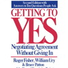 GETTING TO YES Audiobook Excerpt