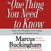 THE ONE THING YOU NEED TO KNOW Audiobook Excerpt