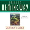 GREEN HILLS OF AFRICA Audiobook Excerpt