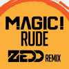 MAGIC! - Rude (Zedd Remix) [Piano Cover]