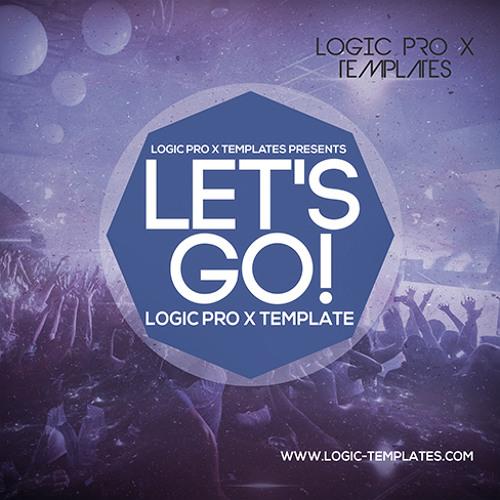 Let's Go Logic Pro X Template
