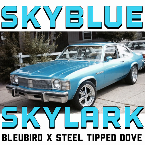 SKYBLUE SKYLARK -prod by Steel Tipped Dove by BLEUBIRD
