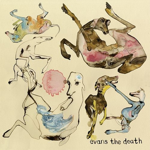 Evans The Death - Don't Laugh At My Angry Face