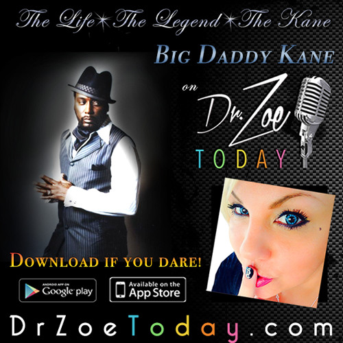 Big Daddy Kane on Dr. Zoe Today - Jim Brown Was a Mentor to Me
