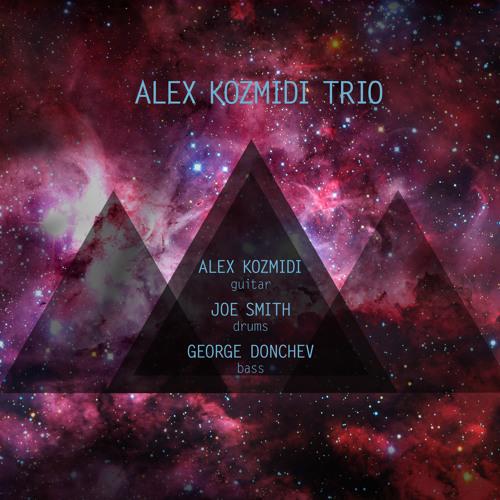 Alex Kozmidi Trio - Weightlessness 1, Live at Peppi Guggenheim, 19.12.2013 Berlin