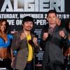 live boxing Manny Pacquiao vs Chris Algieri 22 nov 2014