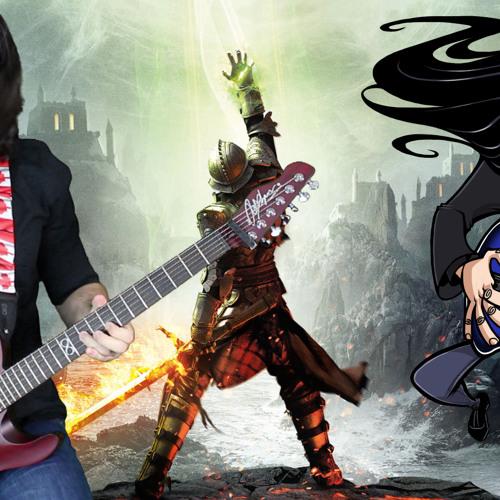 "Dragon Age: Inquisition Theme ""Epic Rock"" Cover"
