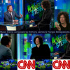 Piers Morgan Live - Howard Stern  - Music Theme By Anthony James & Yiorgos Bellapaisiotis