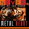 Accept vs Survivor - Eye of the Metal Heart Tiger (with the Guitar Solo) www.neverdj.com
