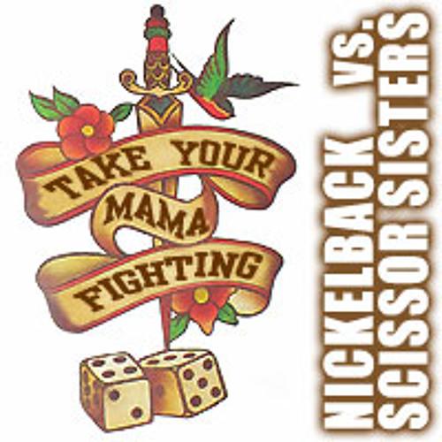 November 2004: Take your mama fighting - Scissor Sisters vs Nickelback