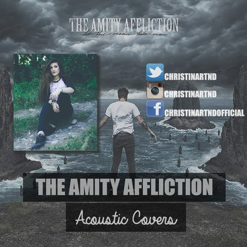 The Amity Affliction - Pabst Blue Ribbon on Ice